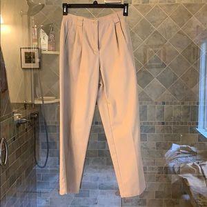 Women's beige dress pants size 6 petite